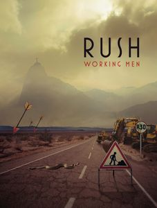 Rush - Working Men DVD (album) cover