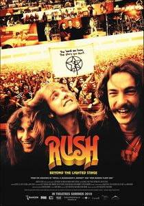 Rush - Beyond The Lighted Stage DVD (album) cover