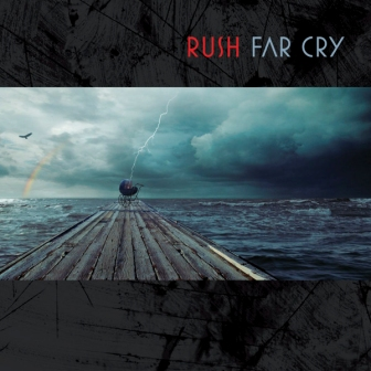Rush - Far Cry CD (album) cover