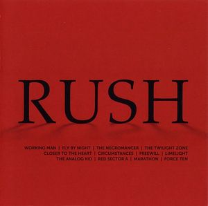Rush - Icon CD (album) cover