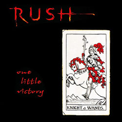 Rush - One Little Victory CD (album) cover