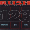 Rush - Rush 1-2-3 CD (album) cover