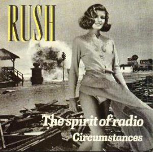 Rush - The Spirit Of Radio CD (album) cover