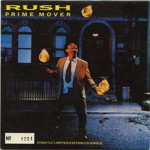 Rush - Prime Mover CD (album) cover