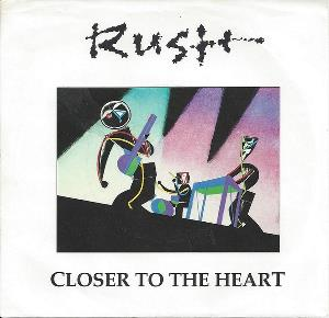 Rush - Closer To The Heart CD (album) cover