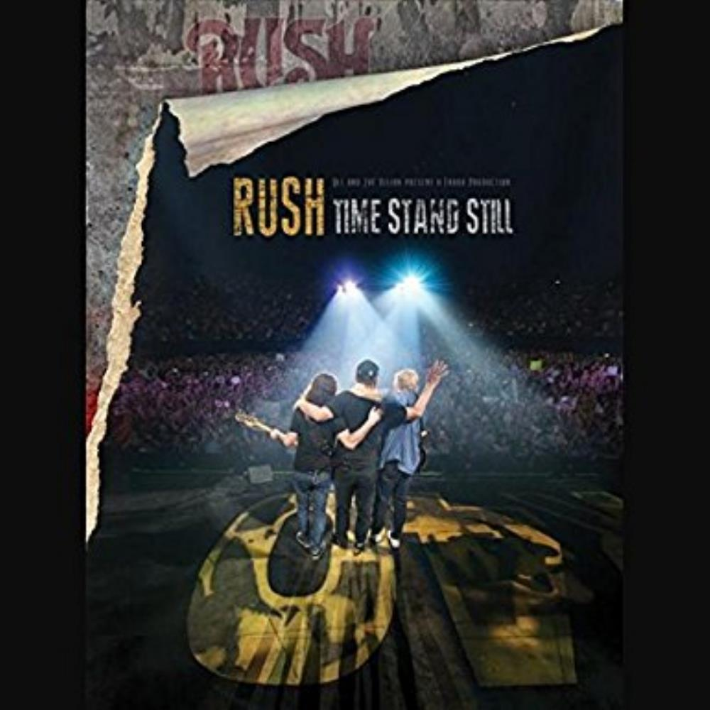 Rush - Time Stand Still DVD (album) cover