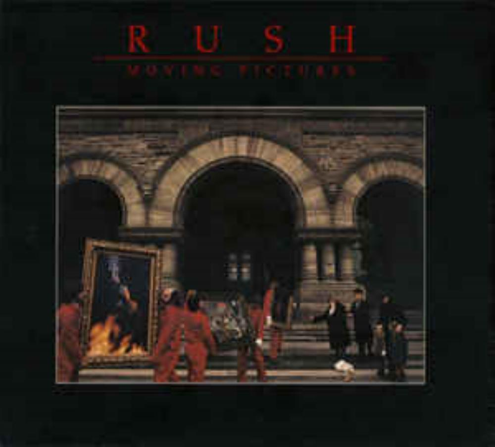Rush - Moving Pictures 30th Anniversary Deluxe Edition CD (album) cover