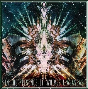 IN THE PRESENCE OF WOLVES - Thalassas CD album cover