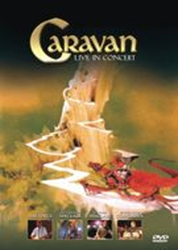 Caravan - Live In Concert DVD (album) cover