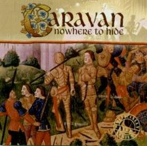 Caravan - Nowhere To Hide CD (album) cover