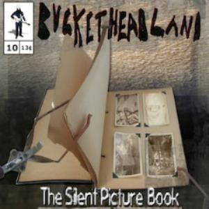 Buckethead - The Silent Picture Book CD (album) cover