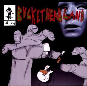 Buckethead - Underground Chamber CD (album) cover