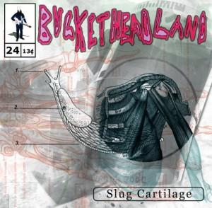 Buckethead - Slug Cartilage CD (album) cover