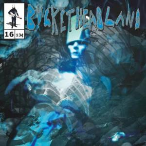 Buckethead - The Boiling Pond CD (album) cover