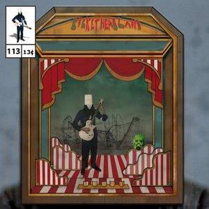 Buckethead - Herbie Theatre CD (album) cover