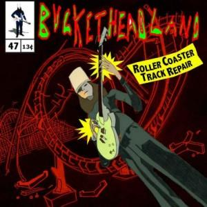 Buckethead - Roller Coaster Track Repair CD (album) cover