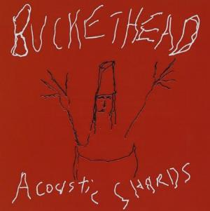 Buckethead - Acoustic Shards CD (album) cover