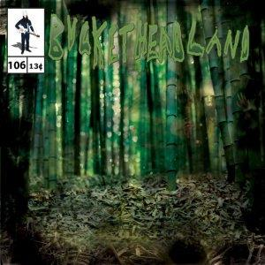 Buckethead - Forest Of Bamboo CD (album) cover