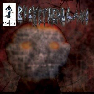 Buckethead - Glow In The Dark CD (album) cover
