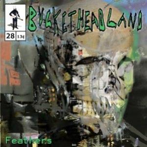Buckethead - Feathers CD (album) cover