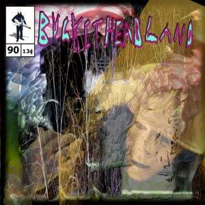 Buckethead - Listen For The Whisper CD (album) cover
