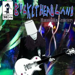 Buckethead - Mannequin Cemetery CD (album) cover