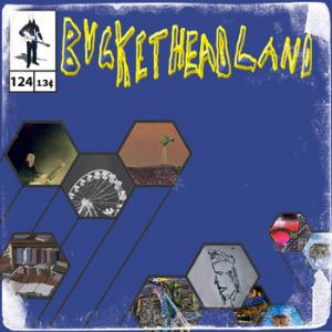 Buckethead - Rotten Candy Cane CD (album) cover