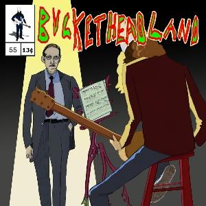 Buckethead - The Miskatonic Scale CD (album) cover