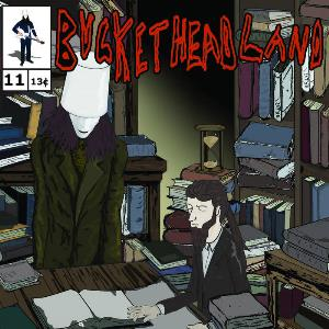 Buckethead - Forgotten Library CD (album) cover