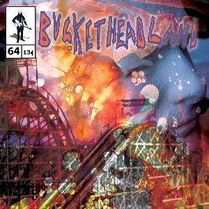 Buckethead - Aquarium CD (album) cover