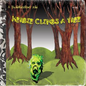 Buckethead - Herbie Climbs A Tree CD (album) cover