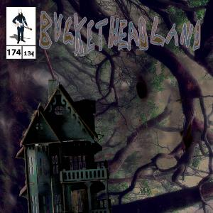 Buckethead - Last House On Slunk Street CD (album) cover