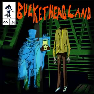 Buckethead - Out Of The Attic CD (album) cover