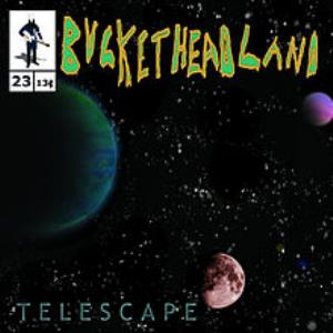 Buckethead - Pike 23 - Telescape CD (album) cover