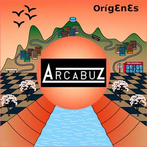Arcabuz - Orígenes CD (album) cover