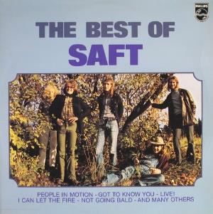 SAFT - The Best Of Saft CD album cover