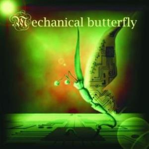 MECHANICAL BUTTERFLY - Mechanical Butterfly (2006) CD album cover