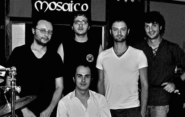 MOSAICO image groupe band picture