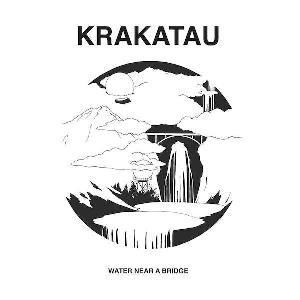 Krakatau - Water Near A Bridge CD (album) cover