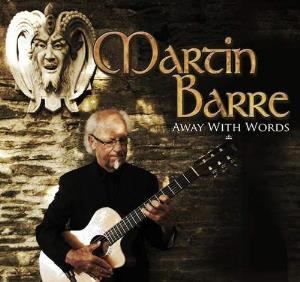 Martin Barre - Away With Words CD (album) cover