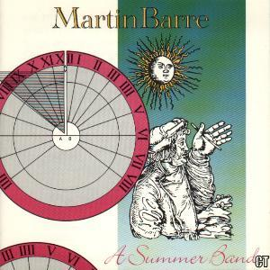 Martin Barre - A Summer Band CD (album) cover