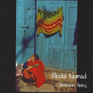 Brendan Hains - Modal Nomad CD (album) cover