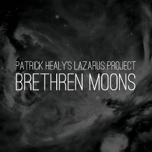 Patrick Healy - Brethren Moons CD (album) cover
