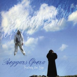 Beggar's Opera - Touching The Edge CD (album) cover