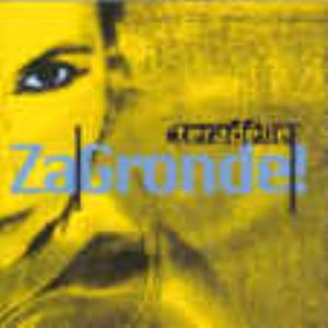 TeradÉlie - Za Gronde ! CD (album) cover