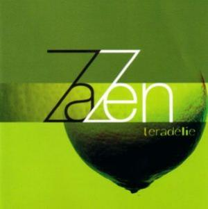 TeradÉlie - Zazen CD (album) cover