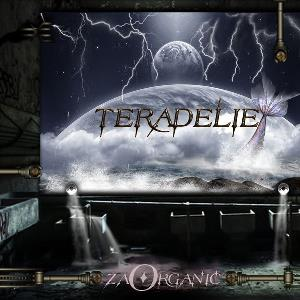 TeradÉlie - Zaorganic CD (album) cover