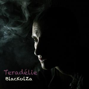 TeradÉlie - Blackolza CD (album) cover