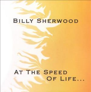 Billy Sherwood - At The Speed Of Life CD (album) cover