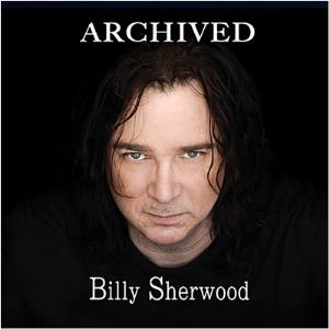 Billy Sherwood - Archived CD (album) cover